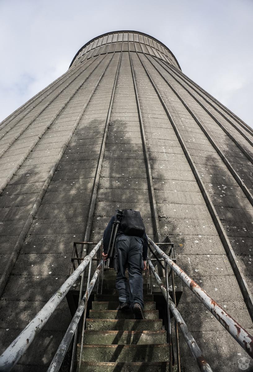 ベルギークーリングタワー