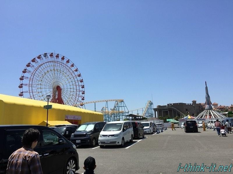 和歌山アリーナシティ駐車場