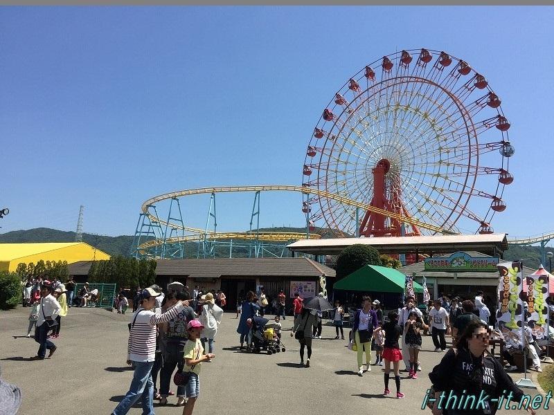 和歌山アリーナシティの観覧車