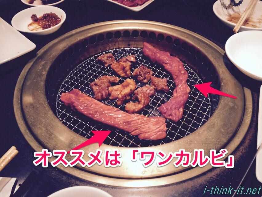 肉好きにはたまらない!焼肉食べ放題は「ワンカルビ」で決まり。少しお高い料金払うだけの価値はあるよ。