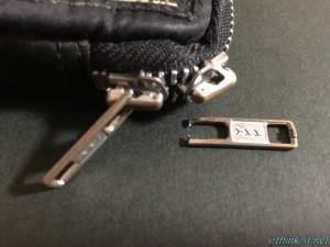ポーターのキーケースが壊れた。10年以上、使い続けるとこう壊れる。次は何を買おうかな?