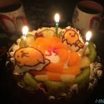 誕生日を迎えるのが嬉しくなくなったのはいつからだろうか?まぁ、理由は分かってるんだけれども。