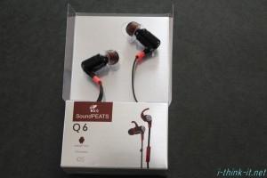 Bluetoothイヤホン入門なら「SoundPEAT Q6」が値段も手ごろでオススメ!
