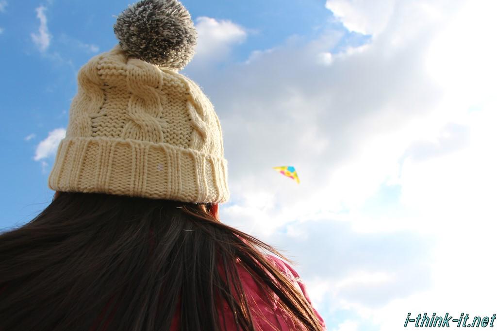 100均で見つけた凧で凧上げしてみる。果たして凧は上がるのだろうか⁉︎