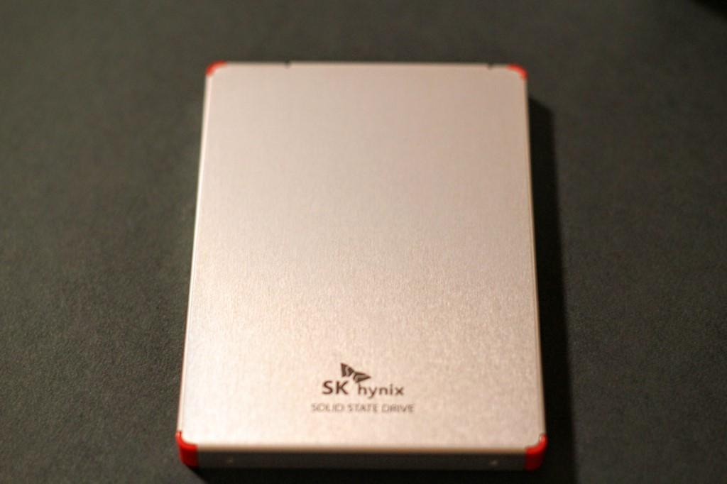 購入した250GBのSSD