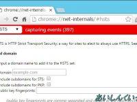 Chromeでhttpからhttpsへ強制リダイレクトされる場合の対処法