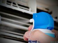 エアコンのお掃除はエアコン洗浄スプレーでカンタンキレイに済ませよう!