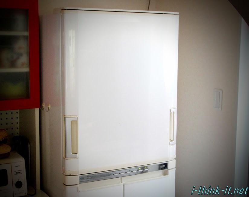 今まで使っていたシャープ製の冷蔵庫