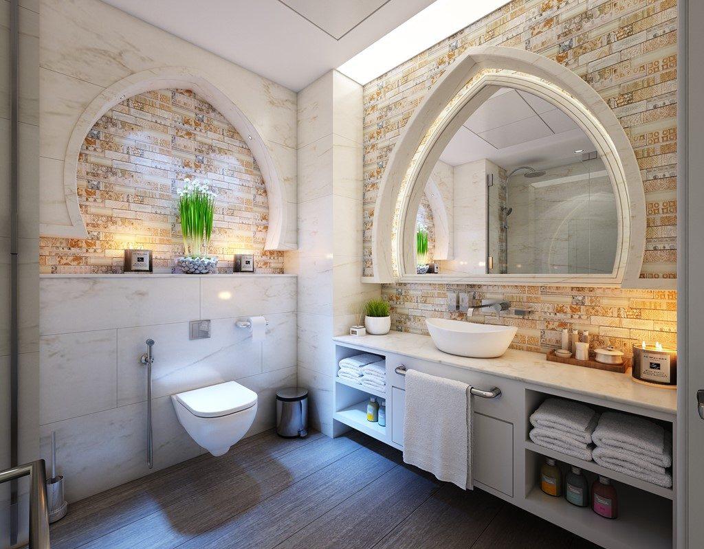 素敵なトイレ