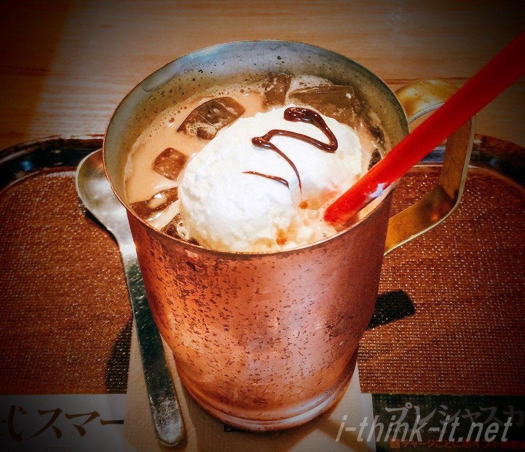 おしゃれなカフェのおしゃれなマグカップ