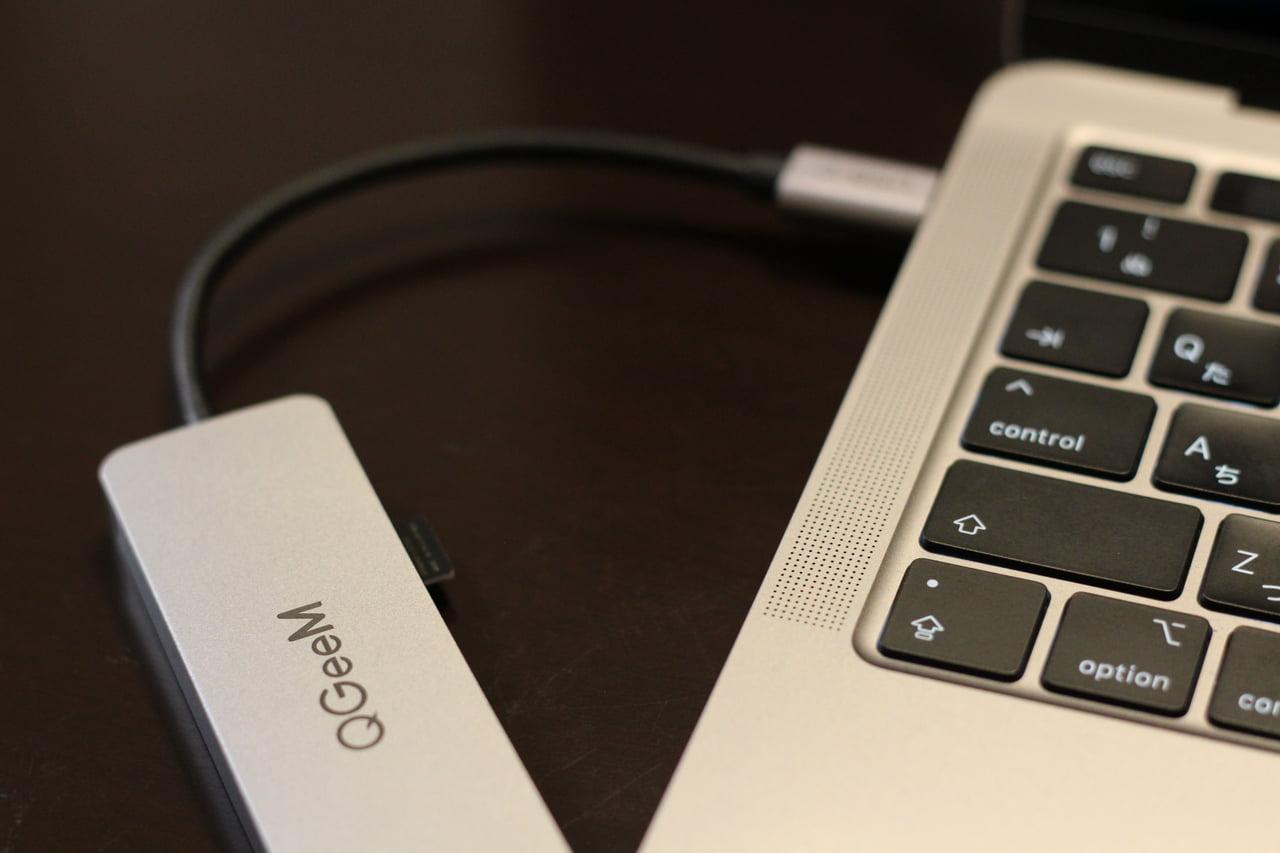 MacでSDカードを読み込み