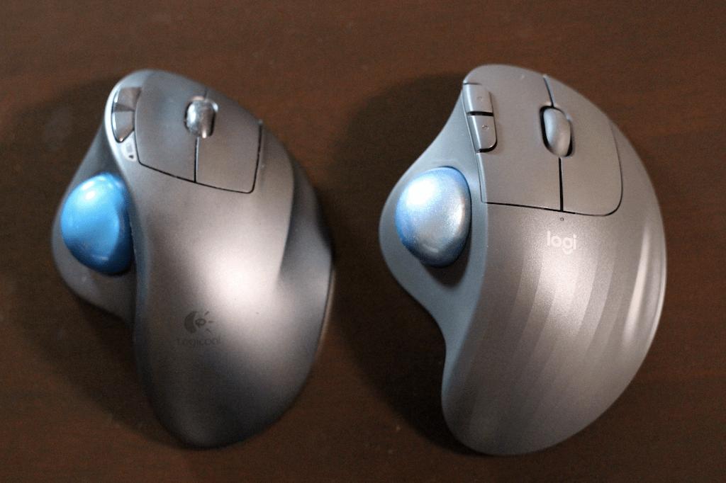 M570とERGO M575